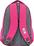 """Рюкзак подростковый CA060 """"Cambridge"""", розовый, 29*14*46см, фото 2"""