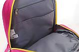 """Рюкзак подростковый CA060 """"Cambridge"""", розовый, 29*14*46см, фото 3"""