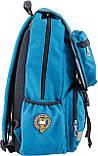 Рюкзак подростковый OX 228, бирюзовый, 30*45*15, фото 2