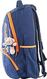 Рюкзак подростковый OX 280, синий, 29*45.5*18, фото 2