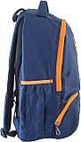 Рюкзак подростковый OX 280, синий, 29*45.5*18, фото 3