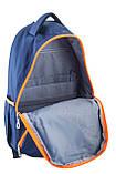 Рюкзак подростковый OX 280, синий, 29*45.5*18, фото 5