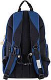 Рюкзак подростковый OX 288, синий, 30.5*46.5*17, фото 4