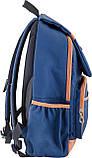 Рюкзак подростковый OX 293, синий, 28.5*44.5*12.5, фото 2