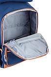 Рюкзак подростковый OX 293, синий, 28.5*44.5*12.5, фото 5