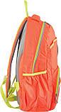 Рюкзак подростковый OX 313, оранжевый, 31*47*14.5, фото 2