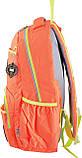 Рюкзак подростковый OX 313, оранжевый, 31*47*14.5, фото 3