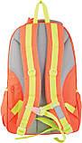 Рюкзак подростковый OX 313, оранжевый, 31*47*14.5, фото 4