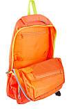 Рюкзак подростковый OX 313, оранжевый, 31*47*14.5, фото 5