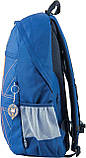 Рюкзак подростковый OX 316, синий, 30.5*46.5*15.5, фото 3