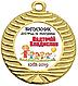 Медали для выпускного в детском саду 40 мм, фото 6