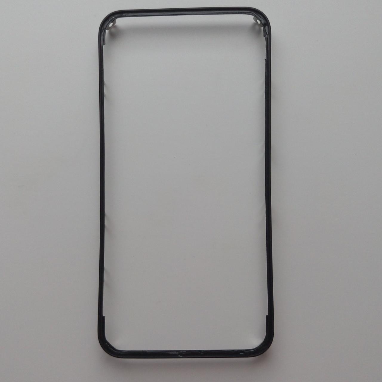 Рамка крепления дисплейного модуля Apple iPhone 4S Black