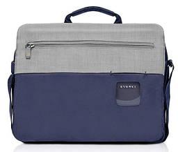 Сумка для ноутбука Everki ContemPRO Shoulder Bag Navy 14,1 EKS661N синяя