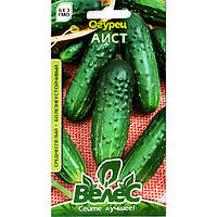"""Семена огурца пчелоопыляемого, пригодного для засолки и консервации """"Аист"""" (1 г) от ТМ """"Велес"""""""