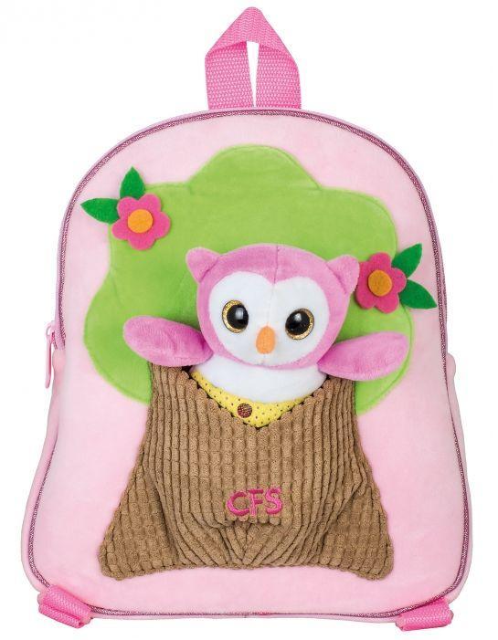 Детский рюкзак COOLFORSCHOOL CF86060 2 л, розовый