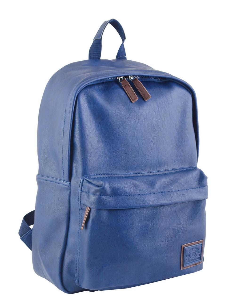 Рюкзак подростковый ST-15 Blue, 41.5*30*12.5