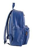 Рюкзак подростковый ST-15 Blue, 41.5*30*12.5, фото 2