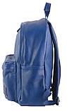 Рюкзак подростковый ST-15 Blue, 41.5*30*12.5, фото 3