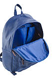 Рюкзак подростковый ST-15 Blue, 41.5*30*12.5, фото 5