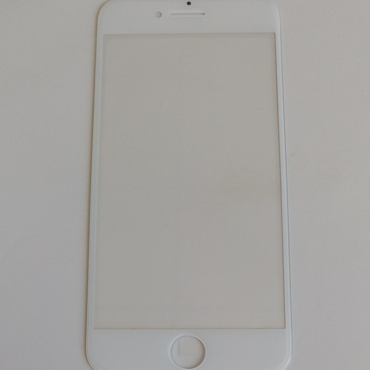 Стекло корпуса Novacel для Apple iPhone 6 White