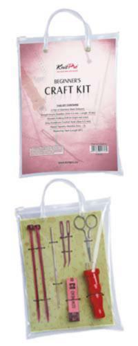 20622 Детский набор для рукоделия Fun for Kids' Craft Kit KnitPro