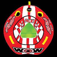 Водный буксируемый аттракцион плюшка WOW 1P Ace Recing