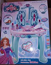 Туалетний столик для дівчинки Прекрасна принцеса 008-906 світло, музика