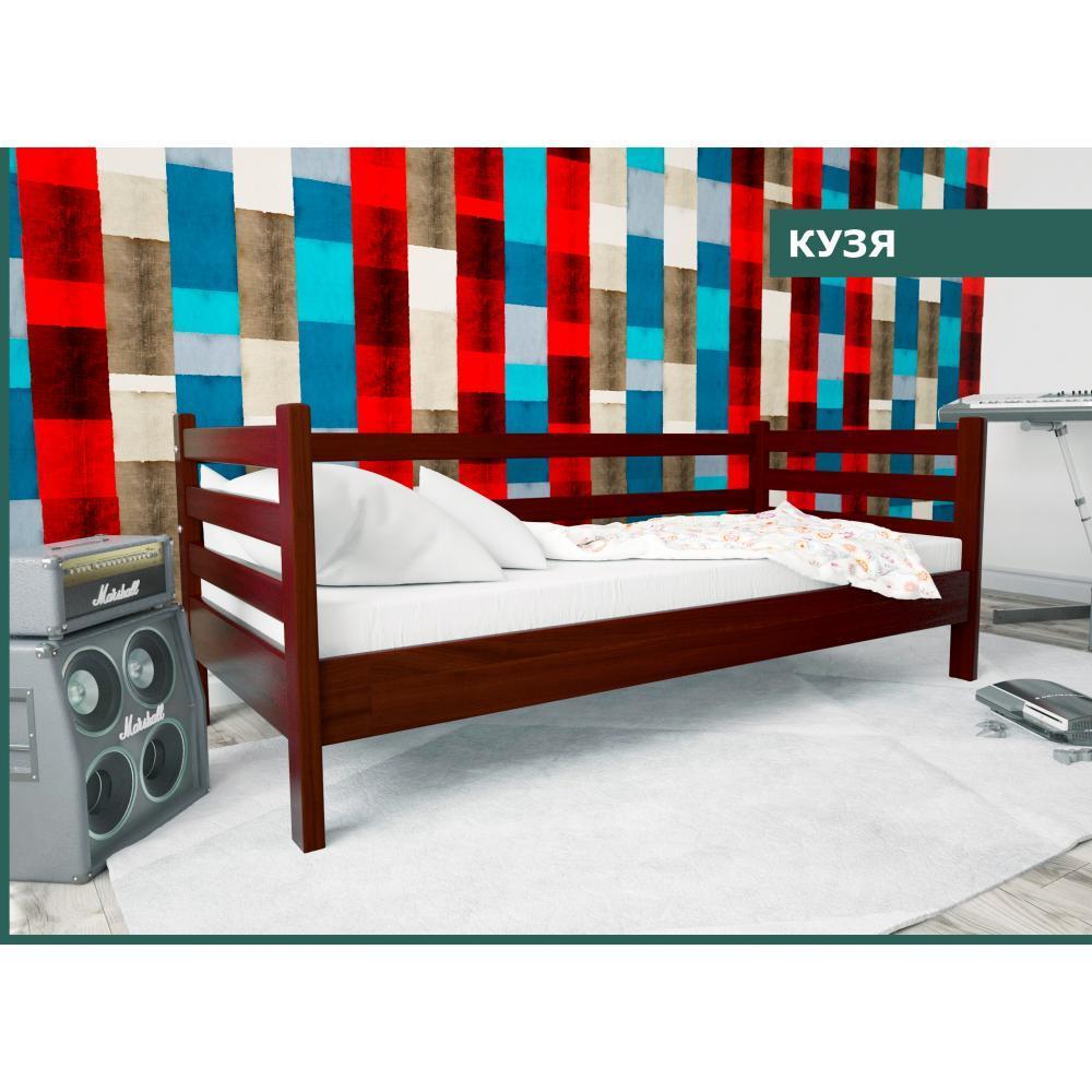 Дитяче дерев'яне ліжко КУЗЯ (Гермес)