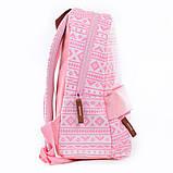 Рюкзак подростковый ST-28 Pink, 35*27*13, фото 3