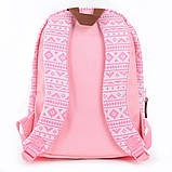 Рюкзак подростковый ST-28 Pink, 35*27*13, фото 4