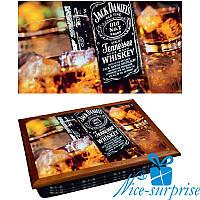 Поднос на подушке Jack Daniel's