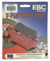 Тормозные колодки для мотоциклов BMW EBC FA363V