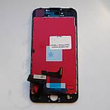 Дисплейний модуль Novacel для Apple iPhone 7 Black, фото 2