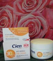 Cien Крем для лица Q10 дневной против морщин, 50 мл