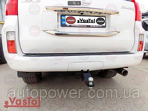 Фаркоп на Lexus GX 460 (крепится на зад. балку автомобиля) (2009-…)