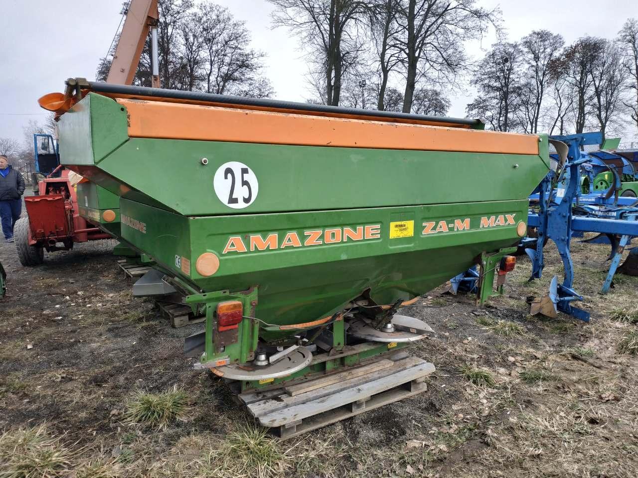 Розкидач-Розбрасыватель миндобрив AMAZONE ZA-M-MAX 1000-3000 кг