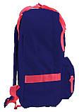 Рюкзак подростковый ST-24 Navy peony, 36*25.5*13.5, фото 2