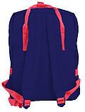 Рюкзак подростковый ST-24 Navy peony, 36*25.5*13.5, фото 4