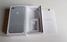 Коробка Apple iPhone 7 Silver