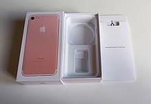Коробка Apple iPhone 7 Rose Gold