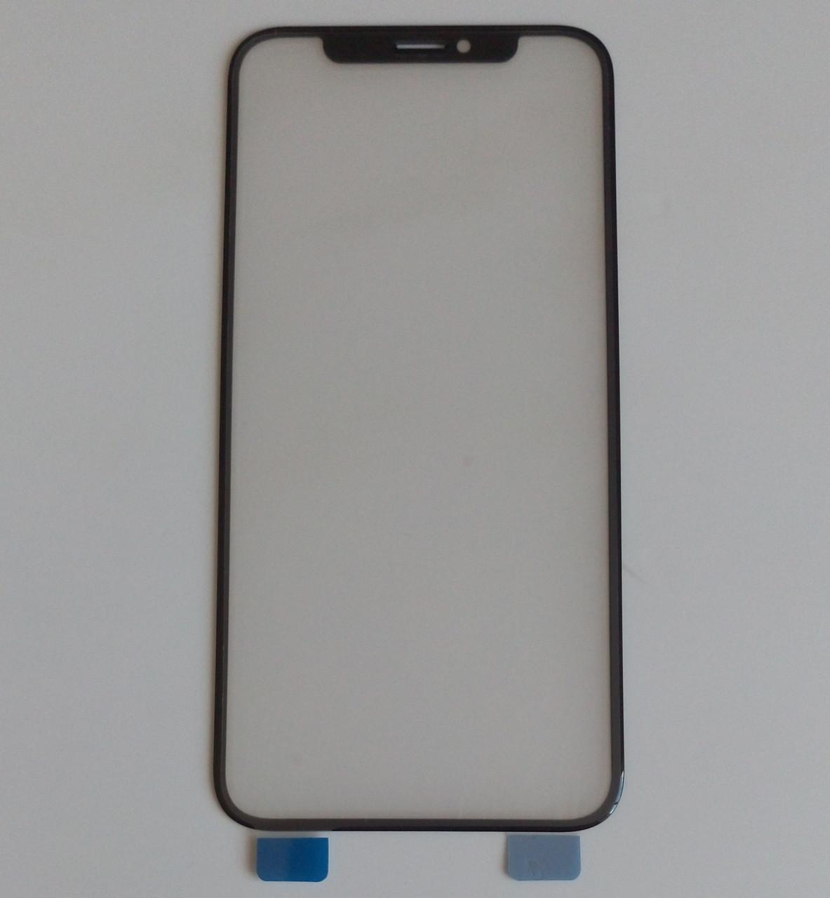Стекло корпуса Novacel для Apple iPhone X iPhone XS