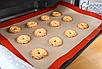 Антипригарные силиконовый коврик для выпечки , фото 2