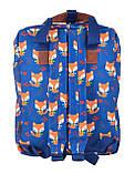 Сумка молодежная ST-34 Sly Fox, 35.5*27*10.5, фото 4