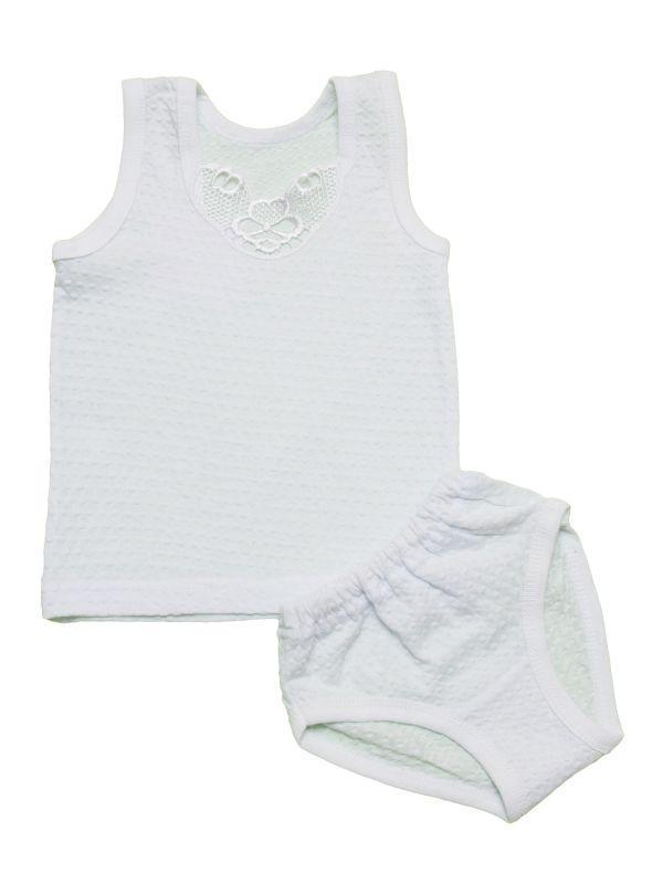 Комплект белья для девочки жатка
