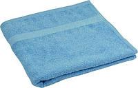 Полотенце Руно махровое голубое 70*140 см арт.070140Т_блакитний