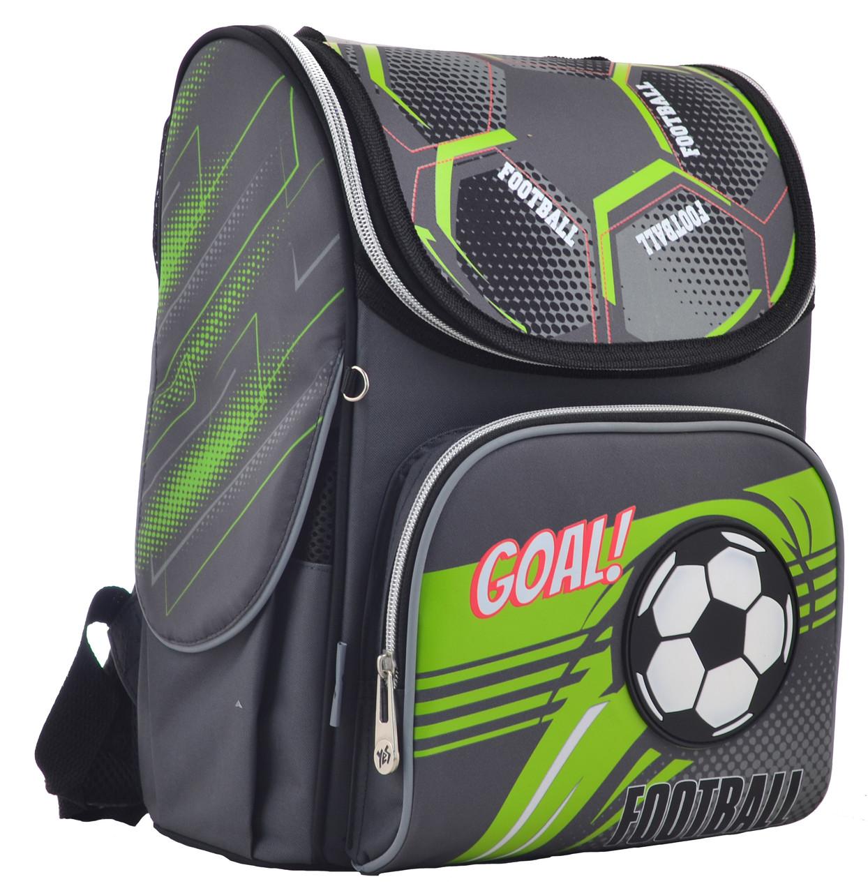 Рюкзак каркасный H-11 Football, 33.5*26*13.5