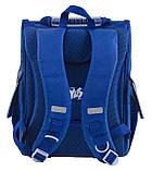 Рюкзак каркасный H-11 Oxford blue, 34*26*14, фото 4