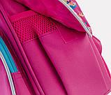 Рюкзак каркасный H-11 Unicorn blue, 33.5*26*13.5, фото 7
