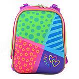 Рюкзак каркасный H-12 Bright colors, 38*29*15, фото 2