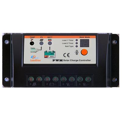 Фотоэлектрический контроллер заряда LandStar LS2024RD (20А, 12/24Vauto, PWM) - Якісна Енергія - энергосбережение, альтернативная энергетика, солнечные панели, инверторы в Борисполе
